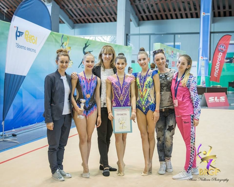 Награждаване ДСВ - държавно отборно първенство - СУ Васил Левски - Пловдив