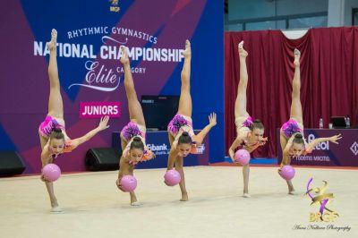 Художествена гимнастика - Изображение 1