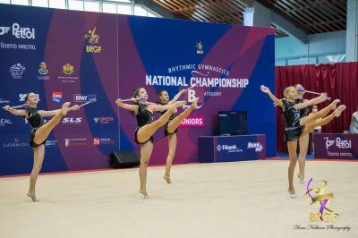 Художествена гимнастика - Изображение 2
