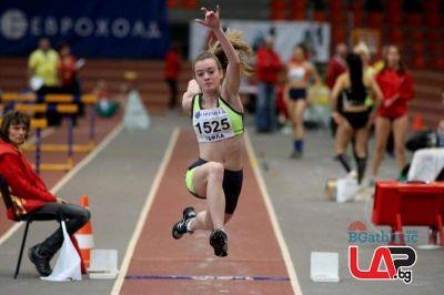 Емилия Кичукова троен скок 11,44 м личен резултат - Изображение 2