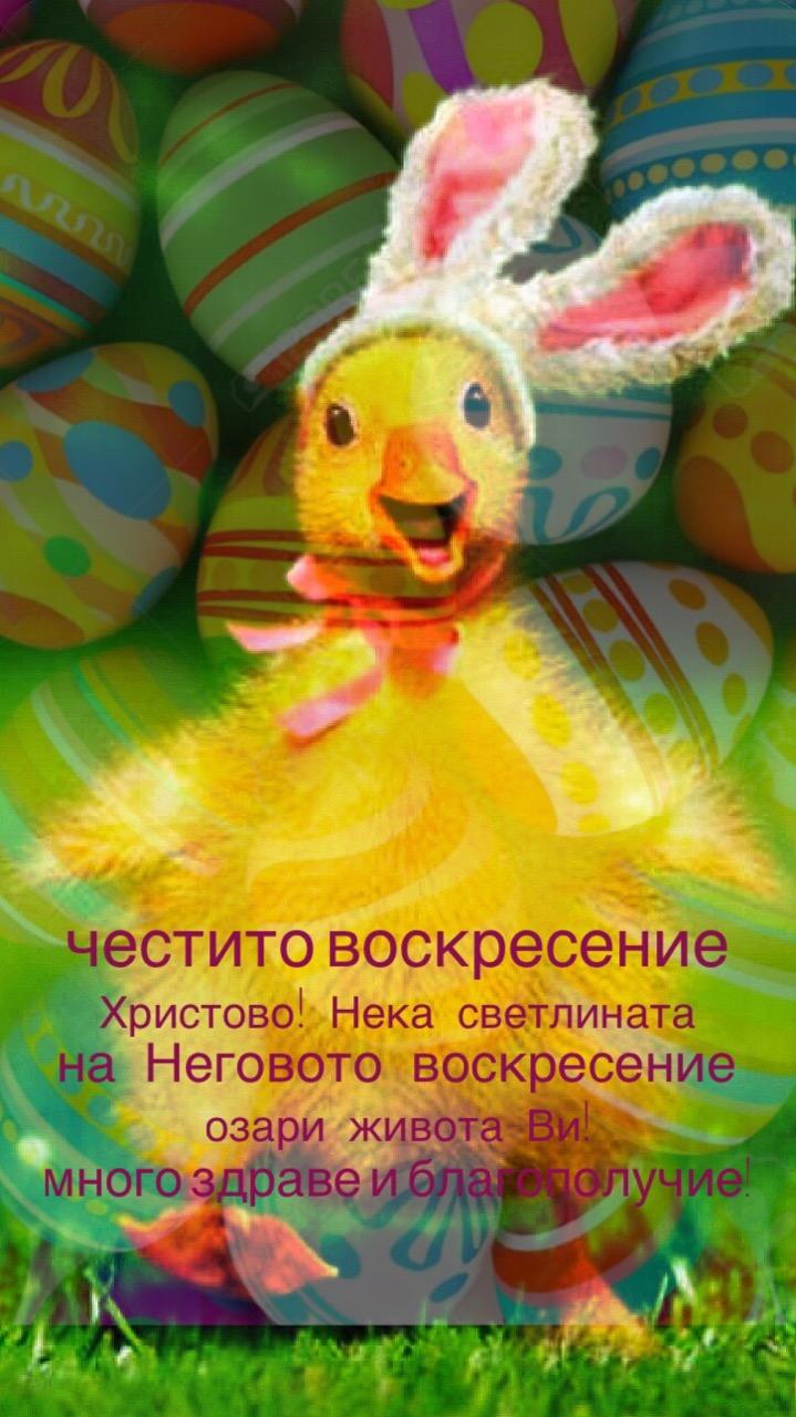 Великденски картички - СУ Васил Левски - Пловдив
