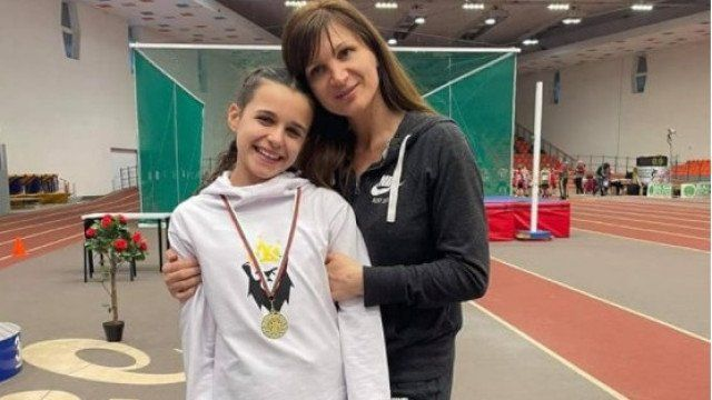Ива Деливерска е убедителна шампионка на четирибой - СУ Васил Левски - Пловдив
