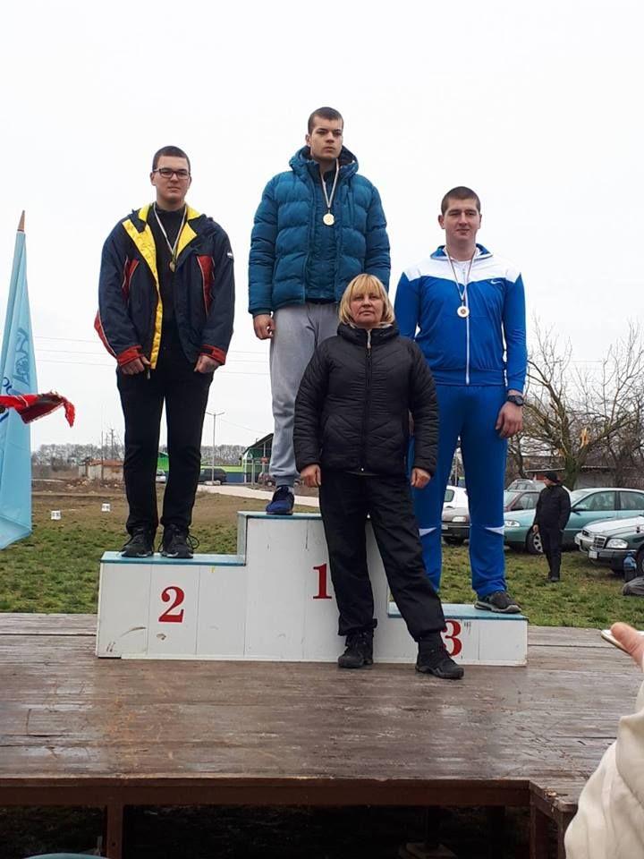 НШ за зимни хвърляния в гр. Балчик - СУ Васил Левски - Пловдив