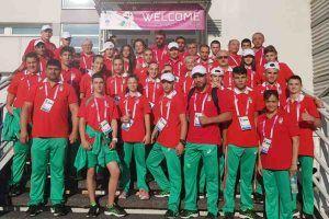37 млади български спортисти участват на Олимпийския фестивал в Дьор - СУ Васил Левски - Пловдив